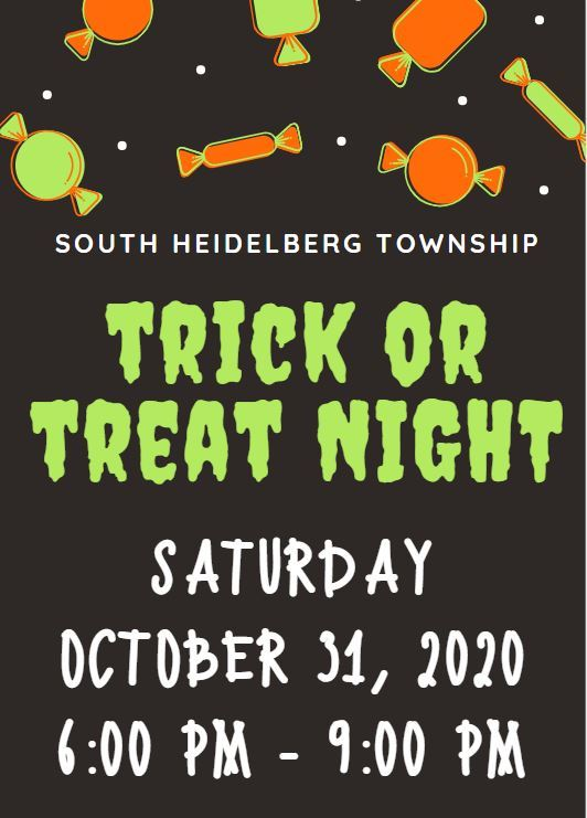 Halloween Trick or Treat 2020